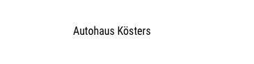 Autohaus Kösters